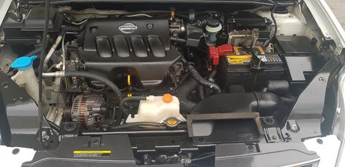 nissan sentra 2012 automático 2.0 s flex completo couro novo