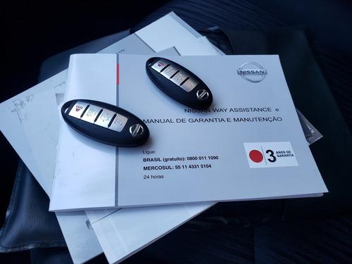 nissan sentra 2017 s automático completo 38.000 km revisado
