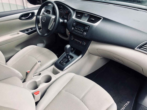 nissan sentra 2018 4p sense l4/1.8 aut
