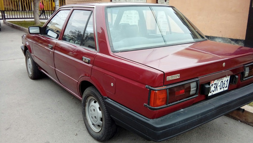 nissan sentra 92  glp   impecable