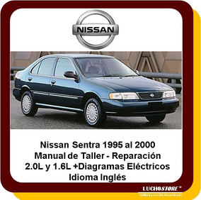 manual de reparacion nissan sentra 1994