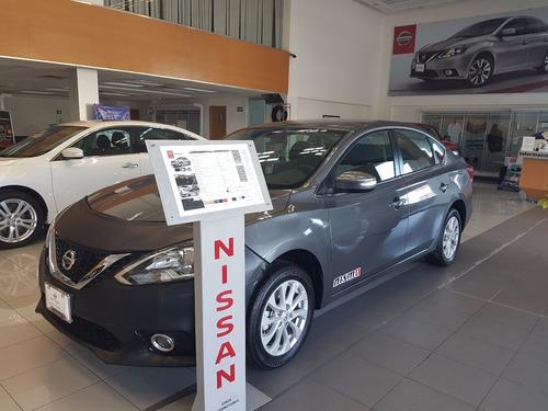 nissan sentra advance 2017 tm ac 1.8l 2017 precio especial