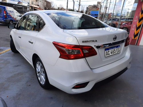 nissan sentra advance pure drive 2018