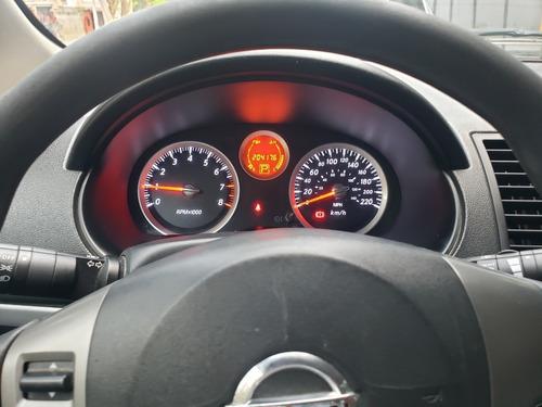 nissan sentra automatico 2011