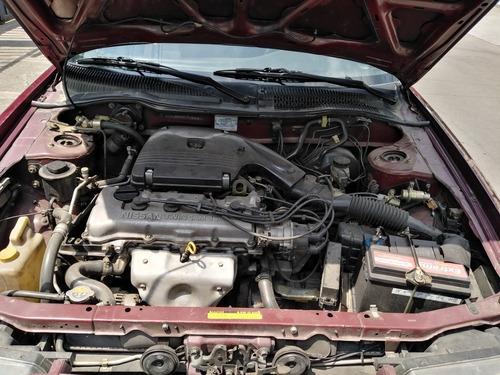 nissan sentra b13 motor 16v