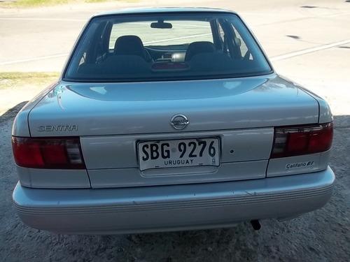 nissan sentra b13 nafta sedan 4 puertas 2010 todo al día.