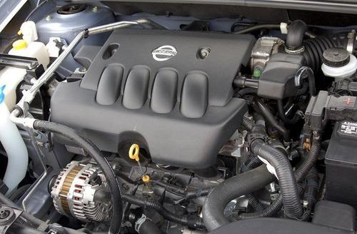 nissan sentra b16 motor 2.0 sl caja cvt xtronic full equipo