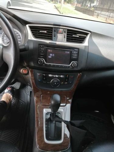 nissan sentra b17 exclusive plus automatico 49000 kilometros
