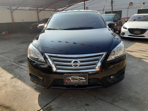 nissan sentra b17 exclusive tp 1.8 ct tc 2ab abs 2016