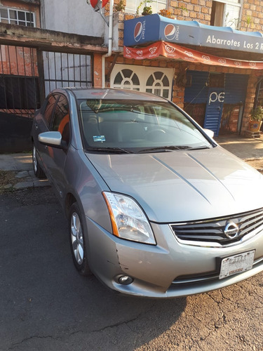 nissan sentra emotion 2.0 cvt