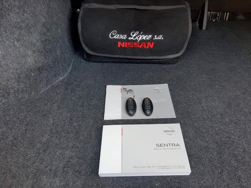 nissan sentra exclusive 1.8 automático sedán