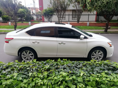 nissan sentra exclusive 1.800 at 2014
