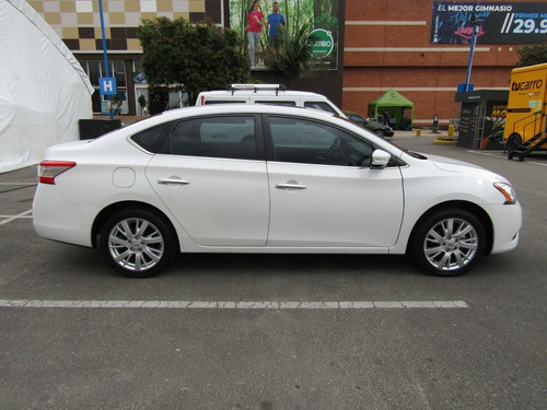 nissan sentra exclusive 1800cc at aa ab abs