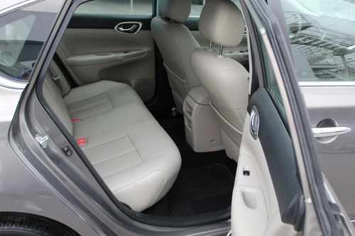 nissan sentra exclusive 2016 at