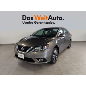 Nissan Sentra Exclusive Aut 2018