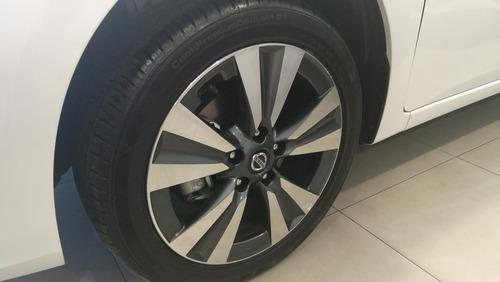 nissan sentra exclusive automatico cvt 2020 0 km full cuero*