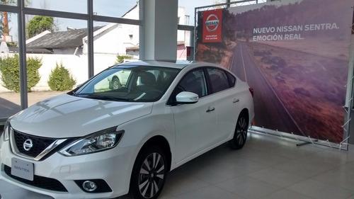 nissan sentra exclusive cvt 4 puertas 2018 0km