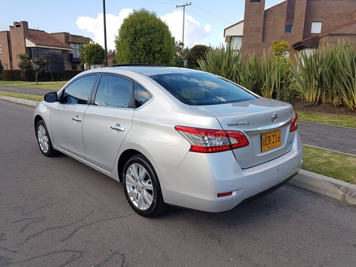 nissan sentra exclusive tp 2015