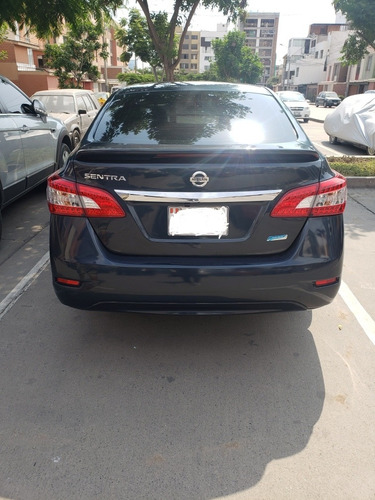 nissan  sentra full exclusive