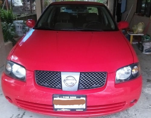 nissan sentra gxe l1 sport aa ee at 2006