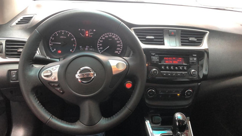 nissan sentra s 2.0 aut. uber 99taxi completo