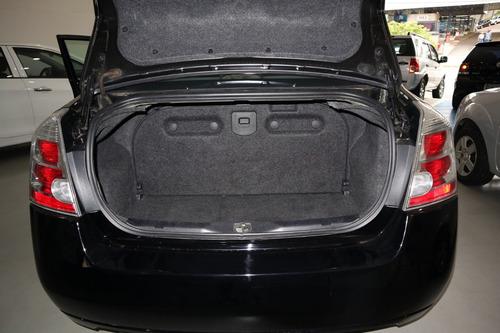 nissan sentra  s 2.0 flex automático 2010