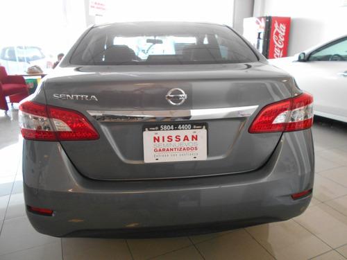 nissan sentra sedan 4p advance l4/1.8 aut