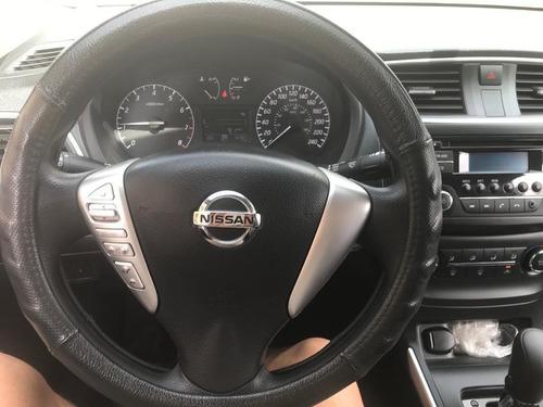 nissan sentra  sentra 2016 - 1.8  automático full equi