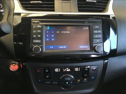 nissan sentra sentra sl 2.0 flex aut
