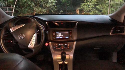 nissan sentra sl 2.0 16v cvt (flex) 2014 - automático