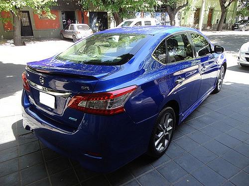 nissan sentra sr 1.8 cvt (131cv) 2015 / rodriguez cia. autos