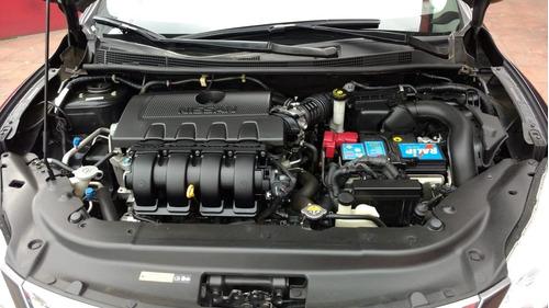 nissan sentra sr 2.0 automatico 2015 di buono automotores