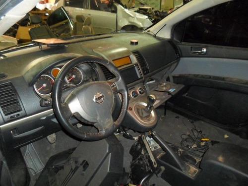 nissan sentra sucata  peças - motor cambio e acessorios