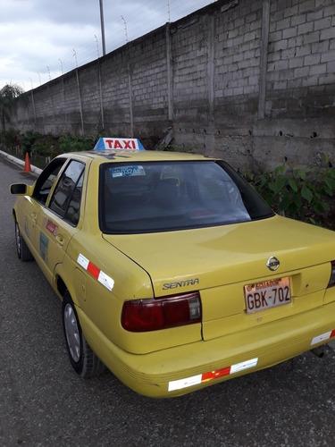nissan sentra vendo taxi cooperado
