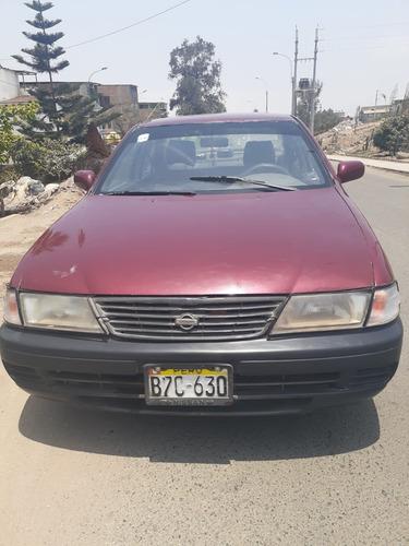 nissan  sunny año 1997 automatico