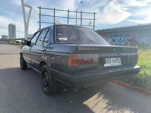 nissan sunny b12 lx año 1993 - aerocar