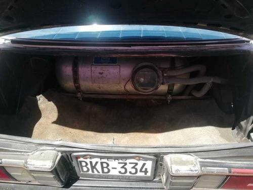 nissan suny año 1989 motor 1500 dual gasolina/glp