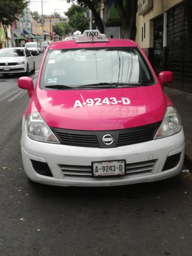 nissan taxi tiida 2015 motor 1.6 factura original