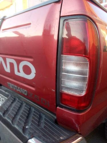 nissan terrano 4x4 diesel  4x4 ful