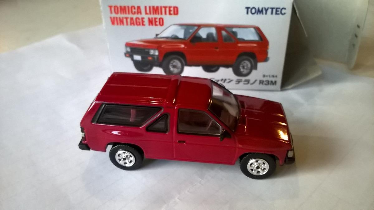 9b36daf2a12 Nissan Terrano R3m De Tomica Limited Vintage 1:64 - $ 1,119.00 en ...