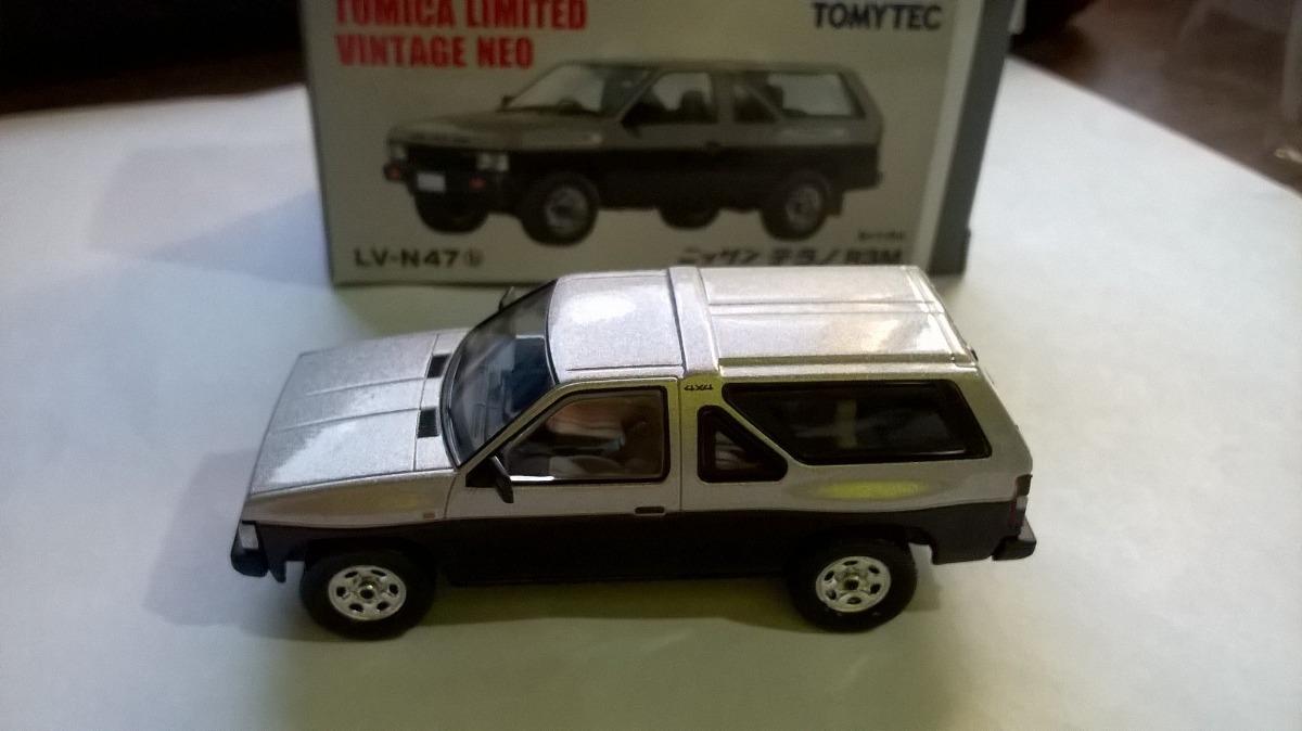 92f43a06b9e Nissan Terrano R3m De Tomica Limited Vintage 1:64 - $ 999.00 en ...