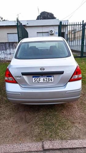 nissan tiida 1.6 drive sedan mt 2016