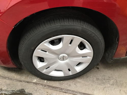 nissan tiida 1.6 drive sedan std 5 vel 2014