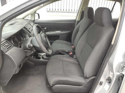 nissan tiida 1600 sedan mecanico