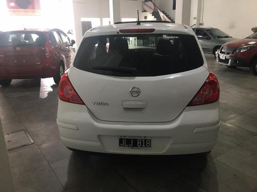 nissan tiida 1.8 acenta 2011 5 puertas nafta 44504710