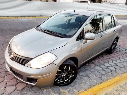 nissan tiida 1.8 advance sedan at 2014