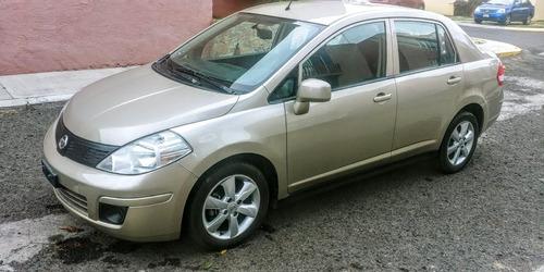 nissan tiida 1.8 advance sedan at