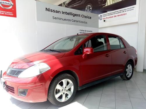 nissan tiida 1.8 advance sedan mt 2015