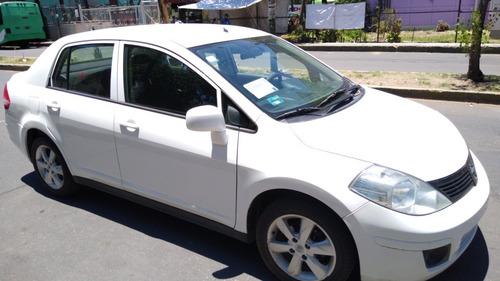 nissan tiida 1.8 advance sedan mt 2016
