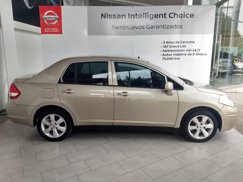 nissan tiida 1.8 advance sedan mt